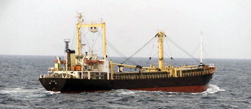 Panamá intercepta un mercante norcoreano con material militar cubano