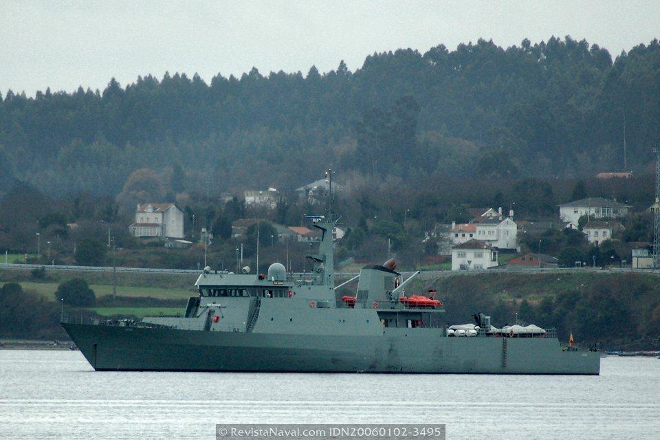 El KNS «Jasiri» entra en servicio en la Armada de Kenia