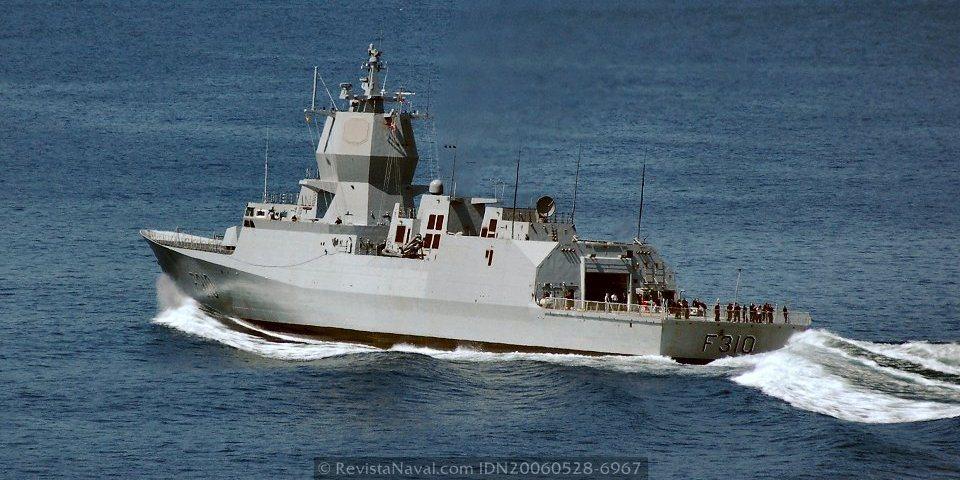 Dos fragatas de fabricación española comandan las agrupaciones navales permanentes de la OTAN
