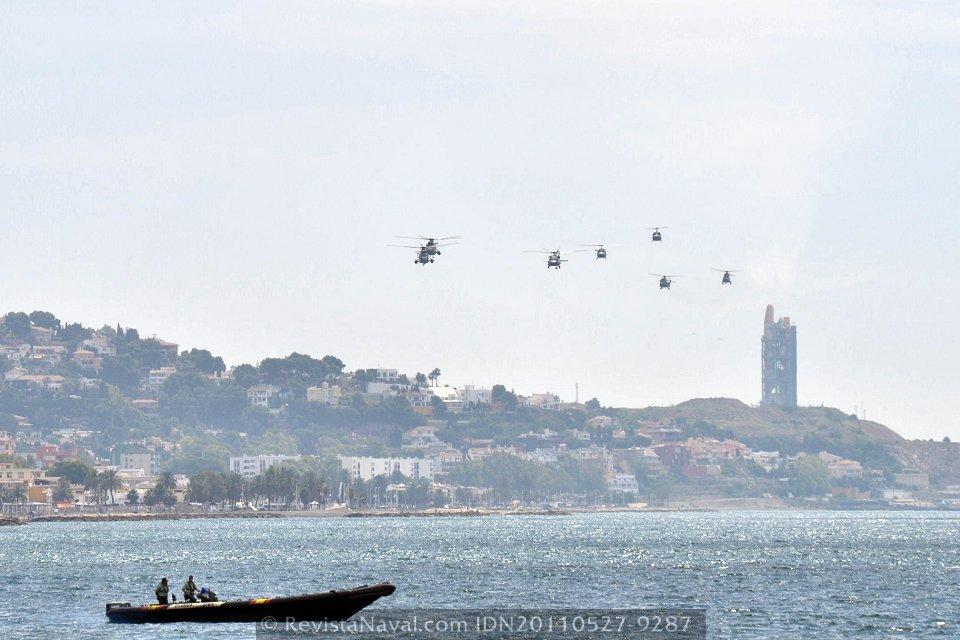 (Foto: Xoán Porto / Revista Naval)