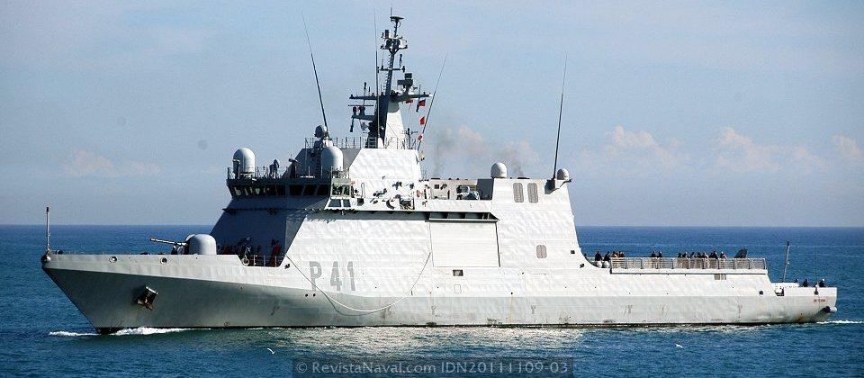 La Armada desplegará por primera vez vehículos UAV en la Operación Atalanta