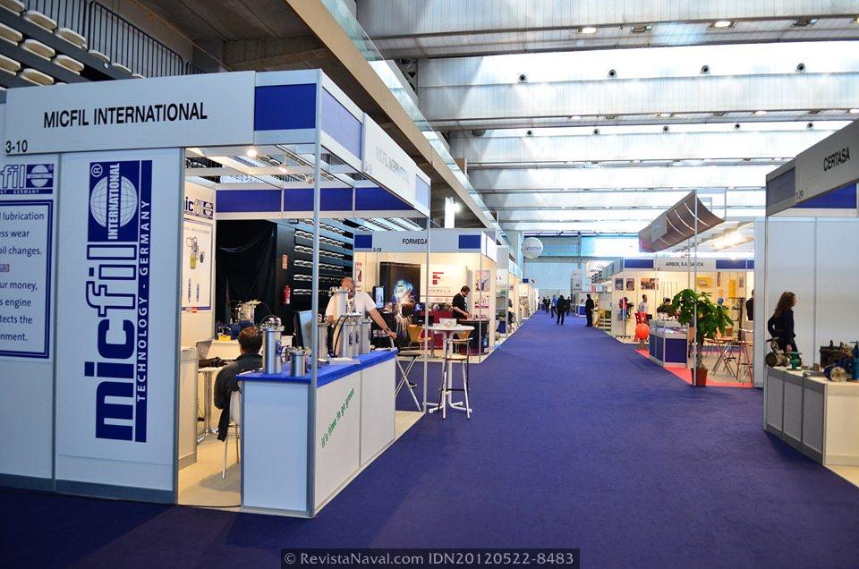 Jornada inaugural de Navalia 2012 (Foto: Xoán Porto/Revista Naval)
