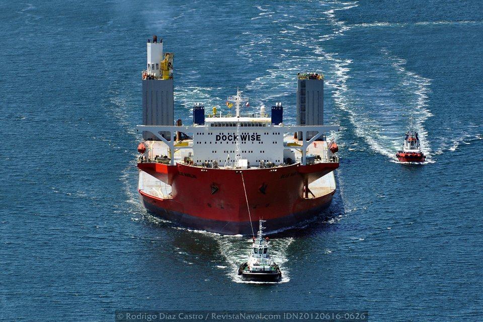 Comienza la cuenta atrás para el traslado del HMAS «Canberra» a Australia
