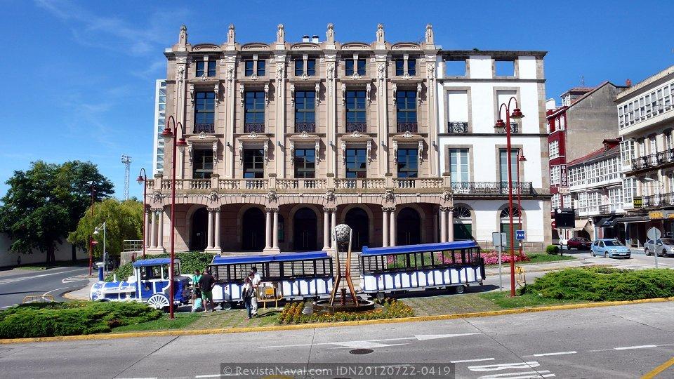 La Ruta de la construcción naval en Ferrol