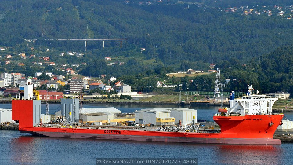 El «Blue Marlin» ultima los preparativos para el embarque del LHD Canberra