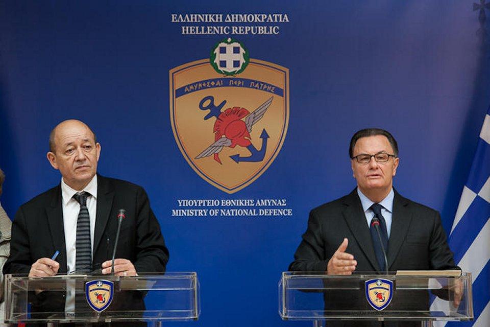 Francia y Grecia negocian la cesión de dos fragatas FREMM