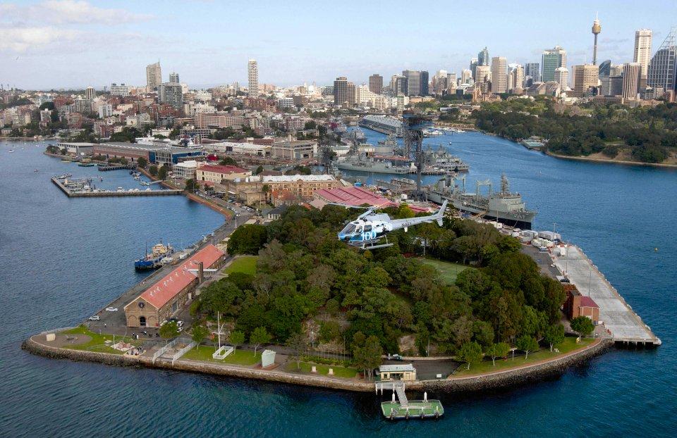 Australia reubicará su Flota en las bases navales de Brisbane y Perth