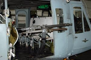 Detalle de un Agusta-Bell 212 (Foto: Javier Sánchez García/Revista Naval)
