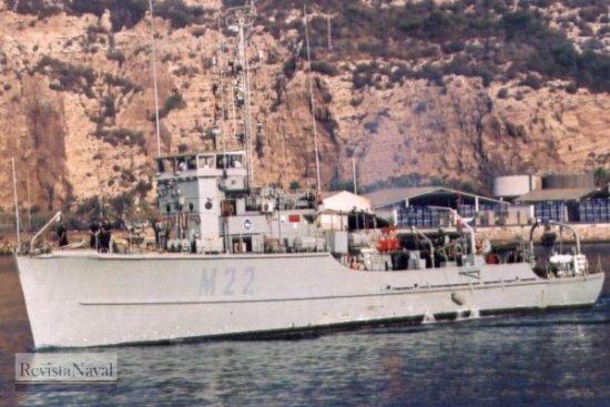 M-22 «Ebro» (Foto: Diego Quevedo Carmona)