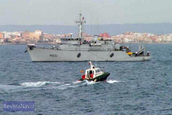 M 651 «Verseau» (Foto: Wenceslao Marrero)