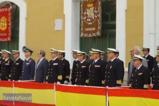 Tribuna de autoridades (Foto: Javier Peñuelas González)