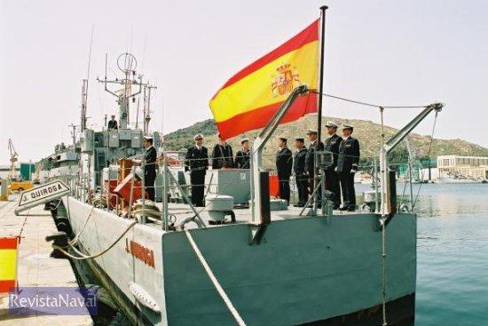 Arriado de Bandera (Foto: Diego Quevedo Carmona)