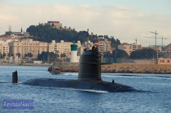 (Foto: Javier Peñuelas/Revista Naval)