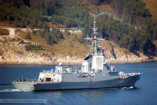 El buque regresó a su base, de donde había partido el 16 de abril (Foto: Fernando Rivera/Revista Naval)