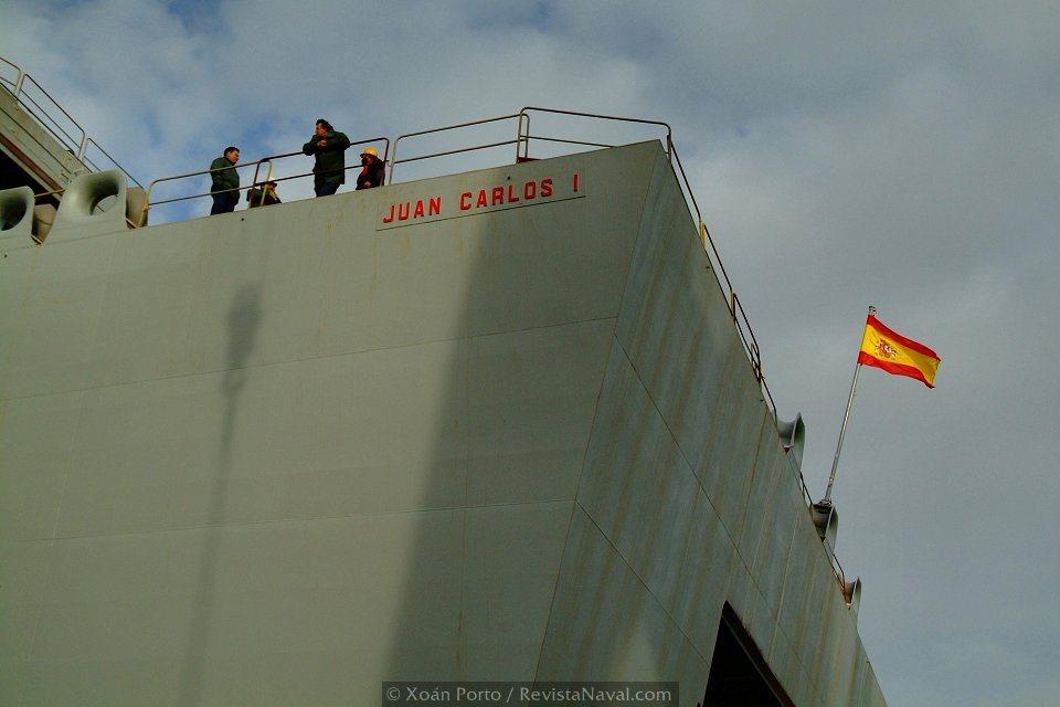(Foto: Xoán Porto/Revista Naval)