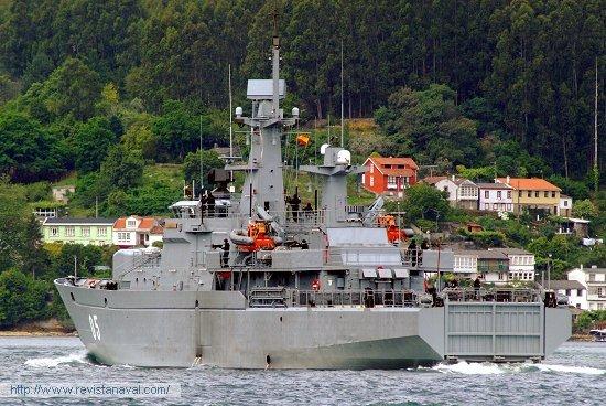 M-05 «Uusimaa» (Foto: Xoán Porto/Revista Naval)