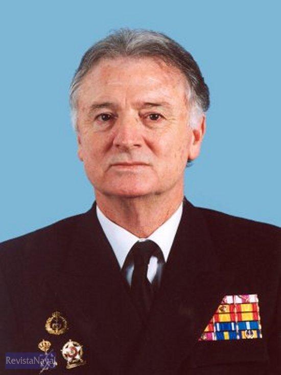 Almirante Sebastián Zaragoza Soto (Foto: ORP Armada)