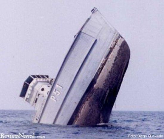 El Nalón fue uno de los buques hundidos para servir como hogar a la flora y fauna submarina.