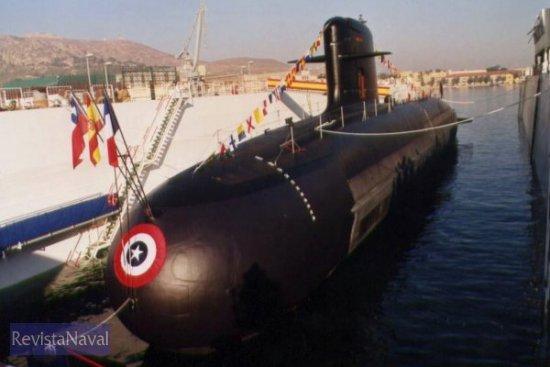 24 de noviembre de 2004. SS «Carrera» (Foto: Diego Quevedo Carmona)