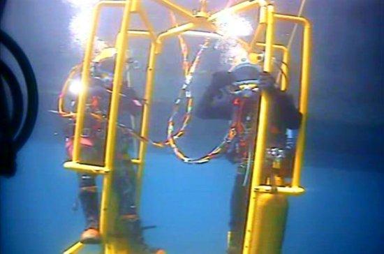 Comienza el descenso (Foto: BSR/A20 «Neptuno», vía Javier Peñuelas)