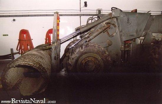 Foto de la Estera para el movimiento de material pesado en zonas arenosas