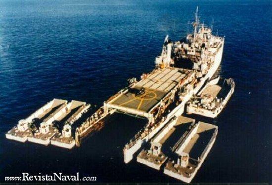 Resultado de imagen para Embarcación de Desembarco LCU + españa