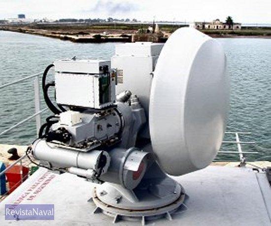 Dirección de tiro Optrónica y Radárica Naval DORNA (IZAR)