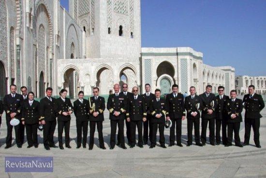 Visita a la mezquita Hassan II (Foto: vía Javier Peñuelas)