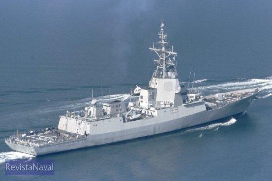 La Almirante Juan de Borbón será entregado el próximo mes de noviembre. (Foto: RevistaNaval.com)