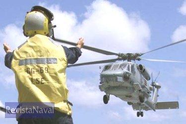 SH-60 Sea Hawk de la Marina de los Estados Unidos (Foto: US Navy).