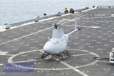 UAV Fire Scout (Foto: Northrop Grumman).