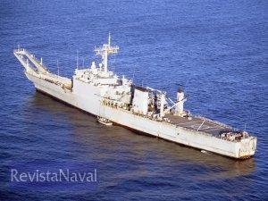 L-41 «Hernán Cortés» (Foto: Bruno Cleries/RevistaNaval.com)