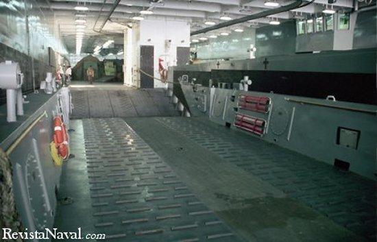 Las posibilidades de carga de las LCM-1E triplican las capacidades que ten�an la LCM(8)