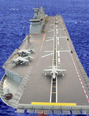 Los buques para la Armada de Australia se basarán en el futuro LHD de la Armada española (Foto: Napo para RevistaNaval.com)