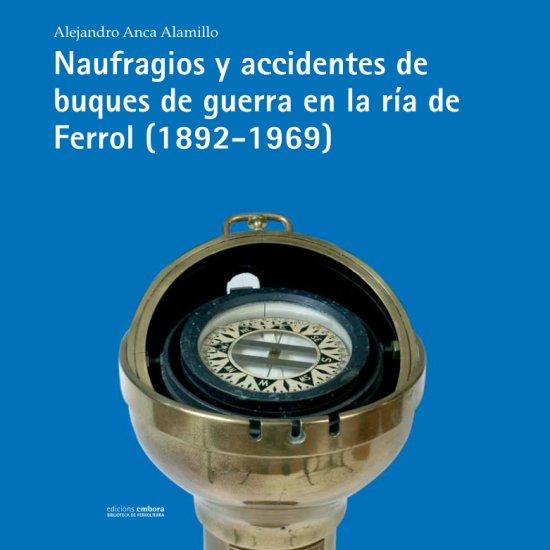 Portada del libro, editado por Edicións Embora
