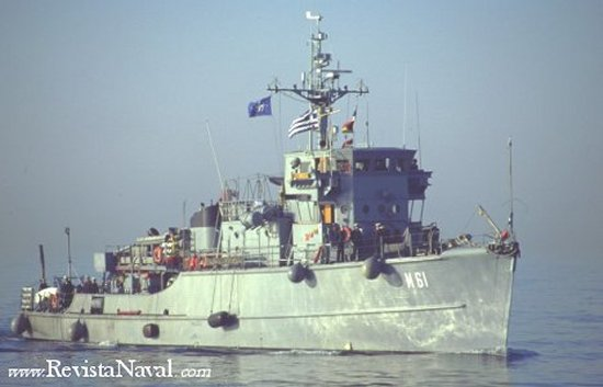 M-61 Evniki (Marina griega)