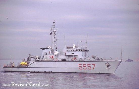 M-5557 Numana (Marina italiana)