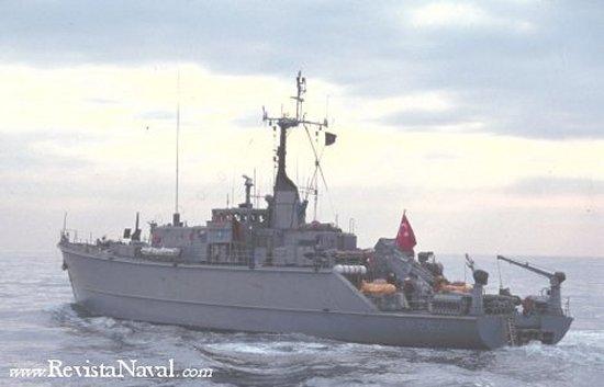 M-262 Enez (Marina turca)