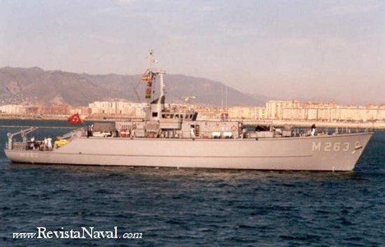 M-263 Erdek (Turquía)