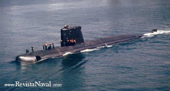 Submarino de la serie 70 Galerna