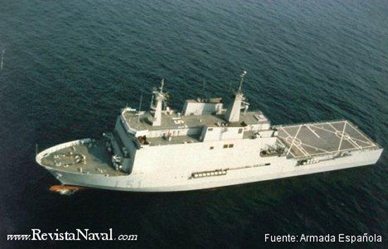 Buque de asalto anfibio L-51 Galicia