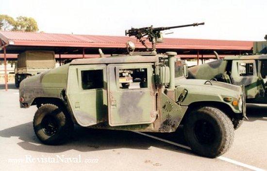 Vehículo Hummer