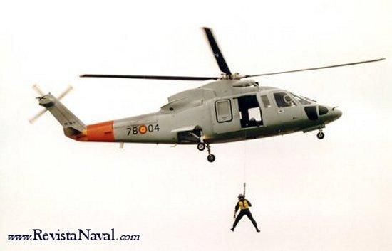 Sikorsky S-76C del Ejército del Aire