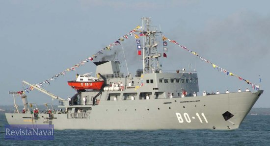 BO-11 (Foto: Armada de Venezuela)