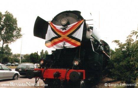 La organización incluyó este tren de época entre los atractivos del Festival