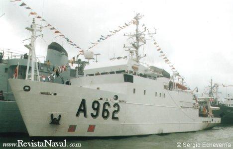 A-962 Belgica