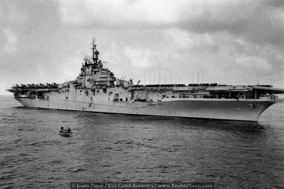 CV «Essex», el Vencedor del Pacífico