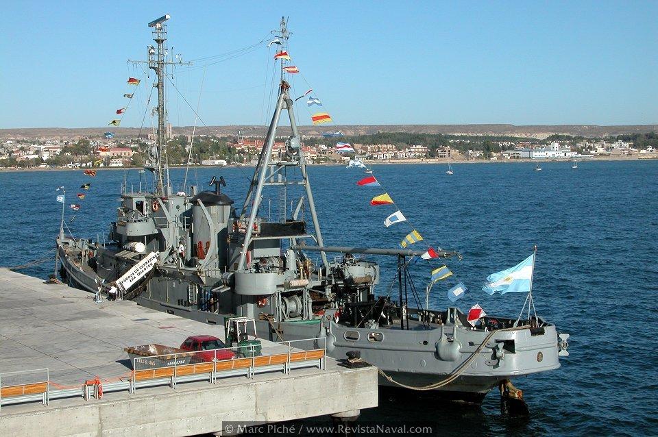 Malvinas: El desembarco argentino