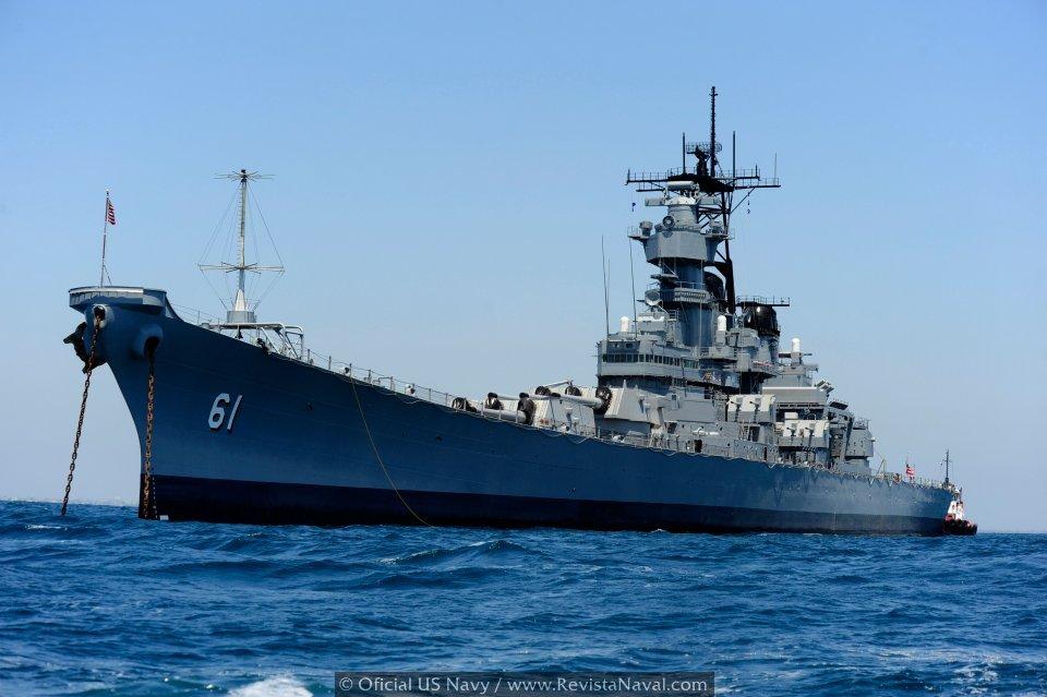 La Marina «entra en acción» en el debate presidencial norteamericano