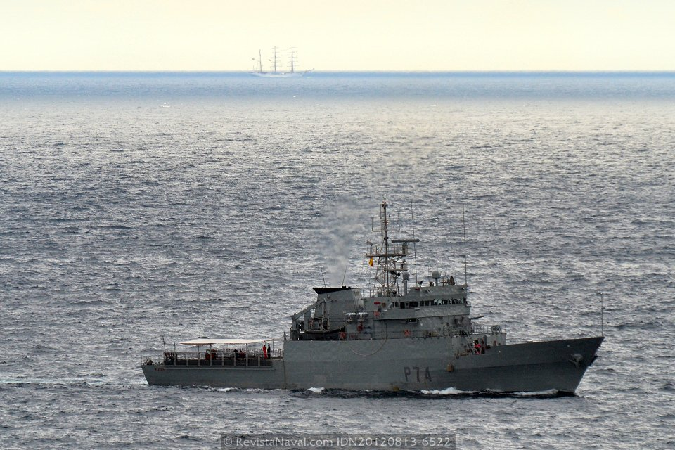 La flota de la Tall Ships Races zarpa con rumbo a Dublín